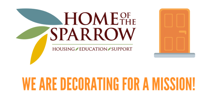 Home Of The Sparrow's Door Decorating Contest: A Door For Everyone 2021