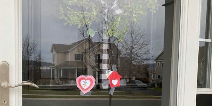 #LoveIsHome Door Decorating Contest Photos